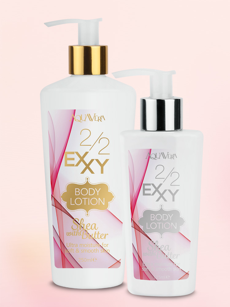2/2 Exxy Body Lotion